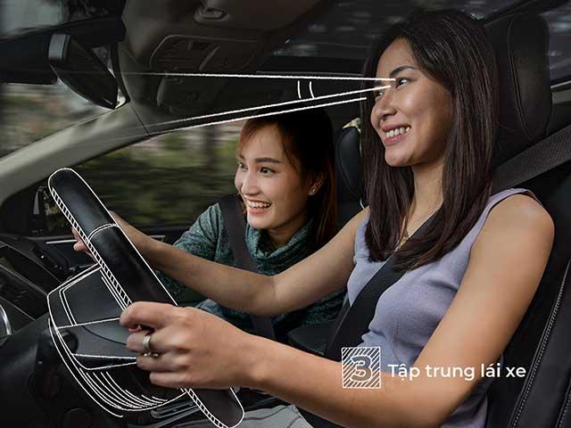 5 lưu ý giúp bạn luôn lái xe an toàn trong mọi trường hợp
