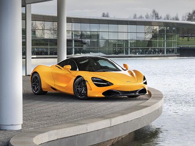"""Cận cảnh siêu xe McLaren 720S """"Spa 68"""" giới hạn 3 chiếc trên toàn thế giới"""