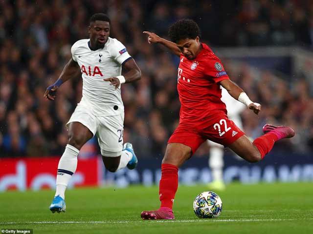 Bayern Munich hung thần của Arsenal, Tottenham: 4 trận 22 bàn, tối tăm mặt mũi - 3