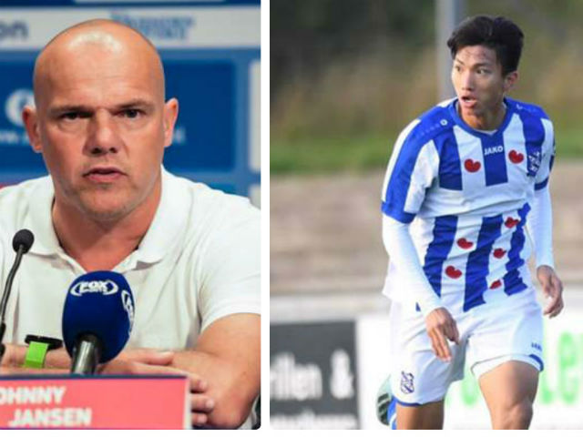 """Văn Hậu hóa """"người khổng lồ"""" tại CLB Hà Lan: Chờ HLV trao đặc ân ở vòng 9 - 2"""