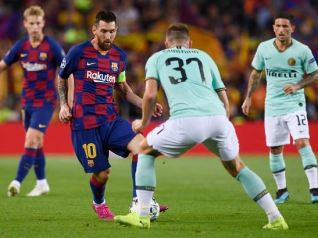 """Messi tái xuất siêu đẳng cứu Barca: Vừa đá vừa """"chỉ đạo chiến thuật"""" - 2"""