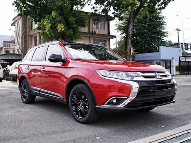 Mitsubishi bổ xung phiên bản đặc biệt cho một số dòng xe tại Việt Nam