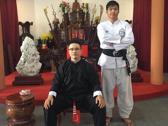 """Vụ võ sư Nam Anh Kiệt đánh người: Nhân chứng gửi đơn kiện """"nạn nhân"""" - 3"""
