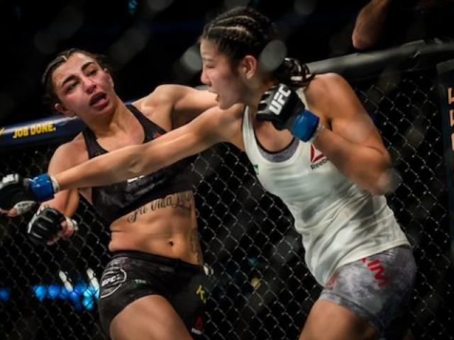 """""""Nữ hoàng gợi cảm"""" UFC sốc nặng: Mất 20.000 fan vì lộ chuyện riêng tư - 11"""