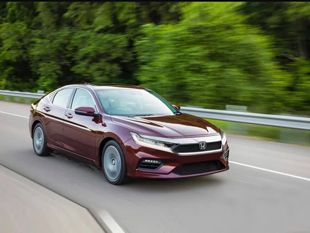 SUV hạng sang lai giữa Honda CR-V và Accord, giá từ 588 triệu VNĐ - 4