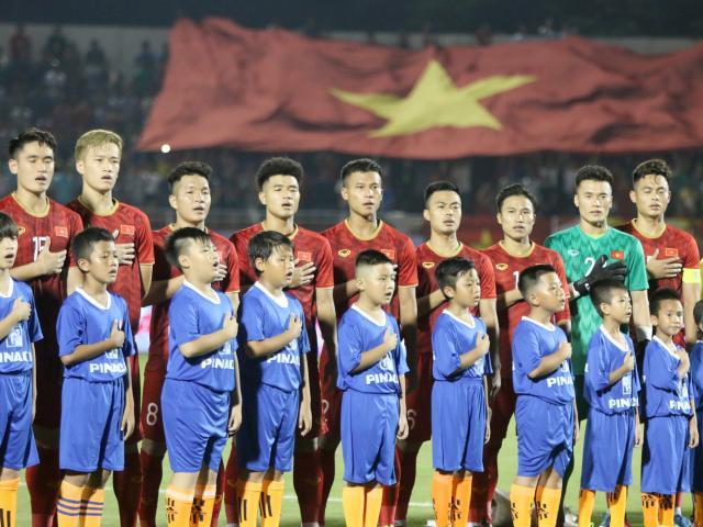 LỊCH THI ĐẤU BÓNG ĐÁ HÔM NAY MỚI NHẤT: U22 Việt Nam đấu U22 Thái Lan