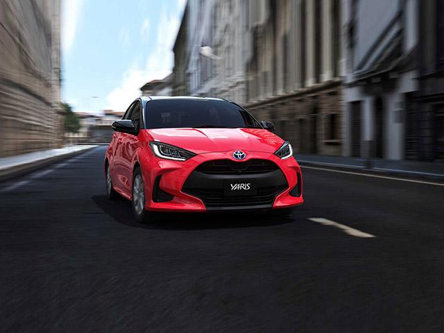 Toyota C-HR 2020 ra mắt phiên bản facelift, được tinh chỉnh thể thao và trẻ trung hơn - 7