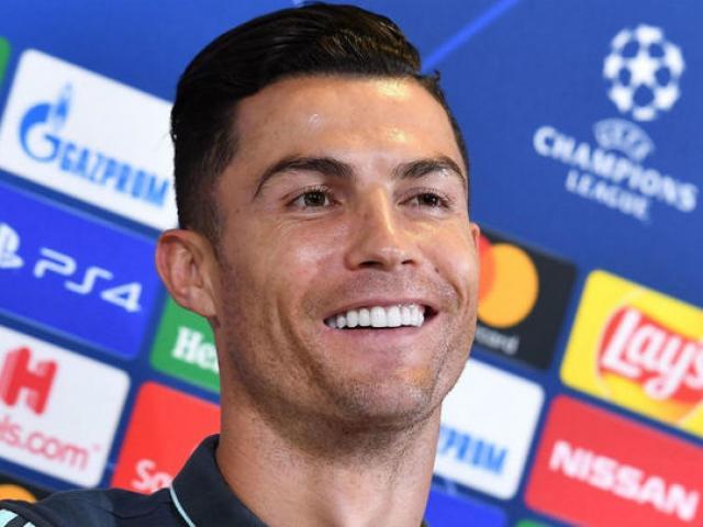 Tin nóng cúp C1 22/10: Bị chê già, Ronaldo tiết lộ điều đau đớn nhất