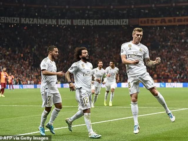 SAO Real tỏa sáng cúp C1, lập thành tích giống Ronaldo - Ibrahimovic - 4