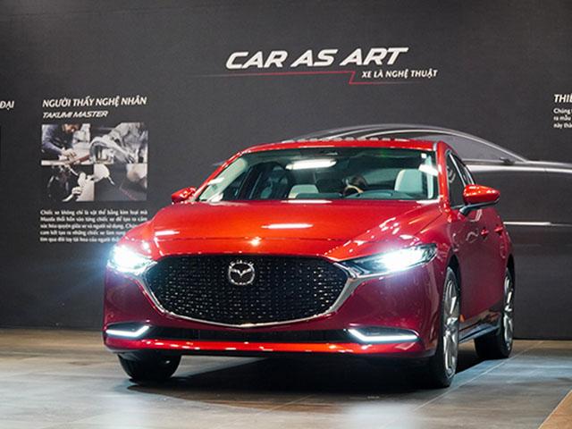 Bắt gặp Mazda3 thế hệ mới trên đường vận chuyển về đại lý, chuẩn bị cho sự kiện ra mắt vào tuần sau - 9