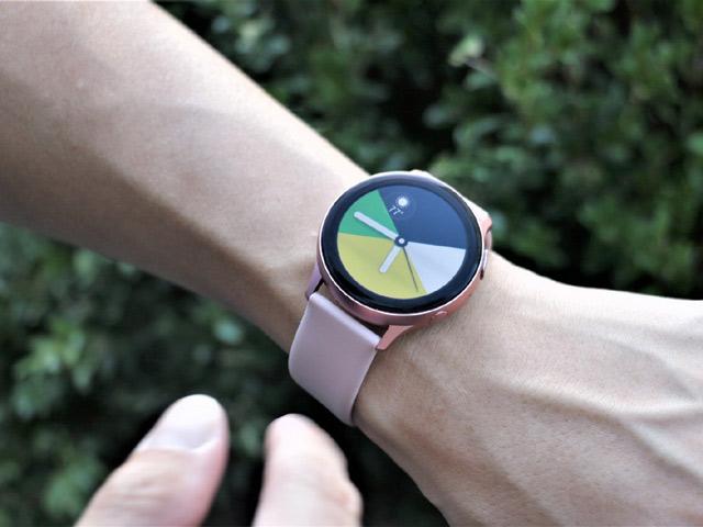 Galaxy Watch Active 2 có khả năng hỗ trợ giấc ngủ người dùng