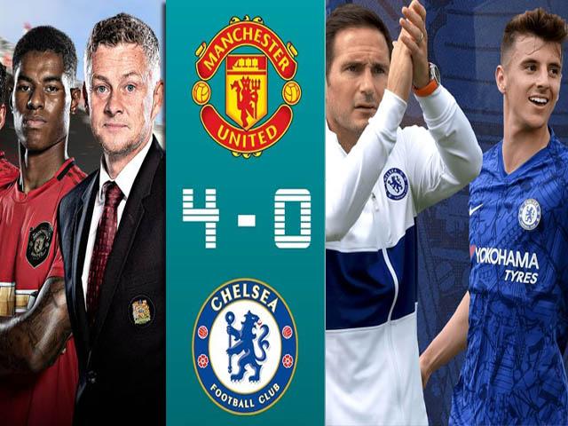 MU tái đấu Chelsea: Solskjaer đánh giá cao lứa trẻ nhà Lampard, sợ khó thắng 4-0 - 5