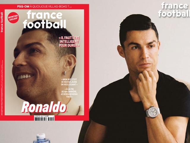 """Ronaldo 34 tuổi tiết lộ bí quyết """"trẻ lâu"""", chỉ hứng thú đá Cúp C1 - 3"""