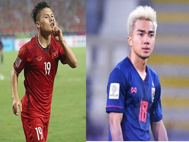 """Việt Nam đua số 1 Thái Lan: Quang Hải đấu """"Messi Thái"""", ai sẽ ẵm """"QBV Đông Nam Á""""? - 3"""