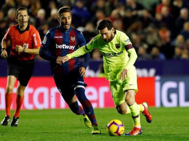 """Nhận định bóng đá Levante – Barca: Messi chắp cánh, chạm """"thiên đường thứ 8"""""""