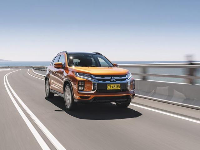 Mitsubishi nhá hàng mẫu SUV mới lấy cảm hứng từ Xpander - 5