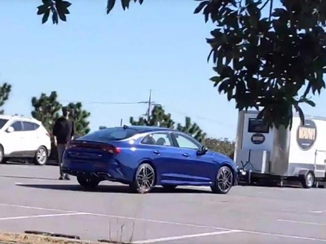 Kia Optima 2021 chính thức ra mắt, lột xác hoàn toàn về thiết kế - 6