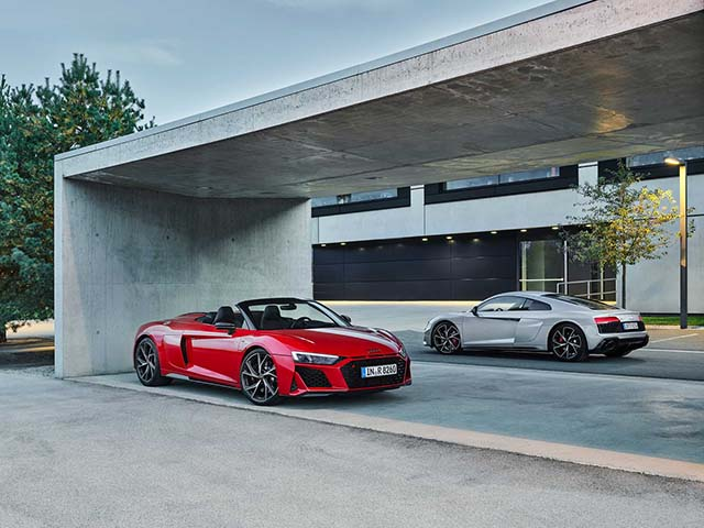 Audi RS Q8 - mẫu SUV mạnh nhất và nhanh nhất của Audi trình làng - 10