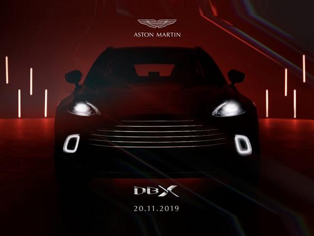 Siêu SUV Aston Martin DBX trình làng với động cơ V8 mạnh 542 mã lực - 15