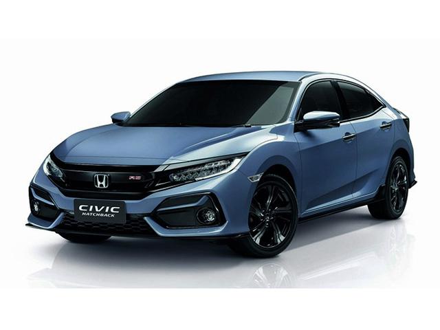 Honda Civic 2020 ra mắt tại thị trường Châu Âu, tinh chỉnh ngoại thất và trang bị - 4