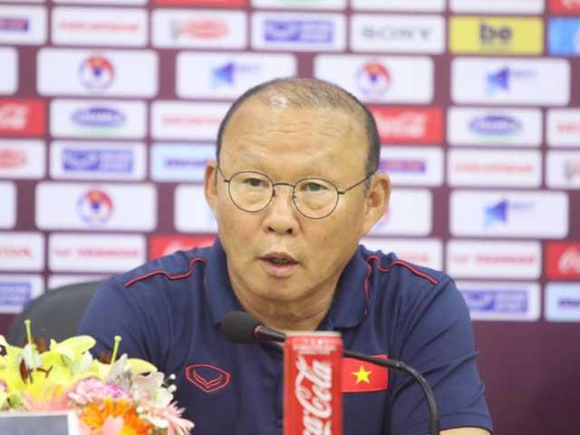 HLV Park Hang Seo: ĐT Việt Nam lo đấu Thái Lan trước, vụ Văn Hậu để sau - 3