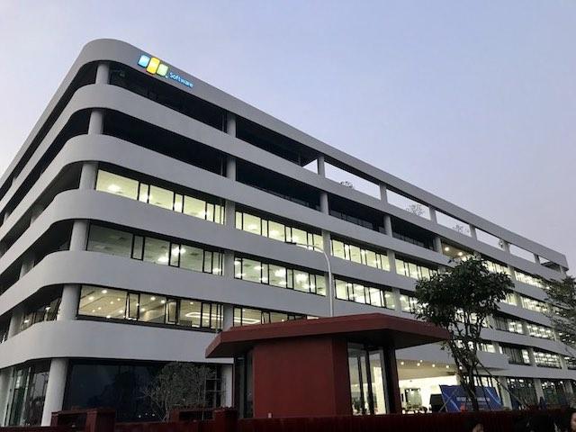 Campus rộng 69.000 mét vuông của FPT Software: Nơi hội tụ 7.500 nhân tài CNTT