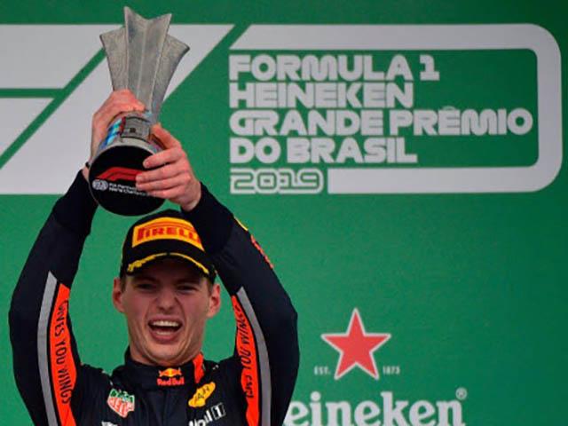 """Đua xe F1: """"Bò húc"""" mở tiệc ăn mừng kép, Honda cũng được """"thơm lây"""" - 5"""