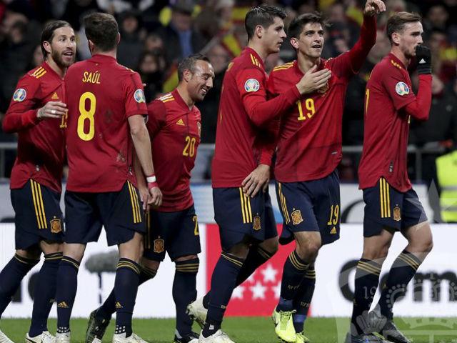 ĐT Tây Ban Nha gây bất ngờ EURO 2020: Luis Enrique trở lại ghế nóng? - 3