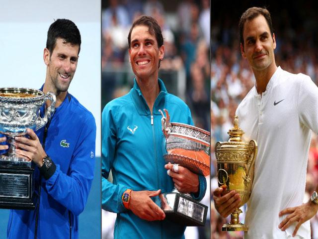 Kiếm tiền thưởng nhiều nhất tennis 2019: Nadal số 1, Federer ở đâu? - 2