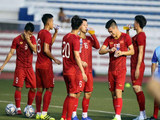 """HLV Park Hang Seo tung hỏa mù, không sợ """"gián điệp"""" soi U22 Việt Nam - 11"""