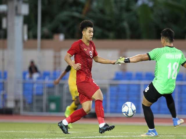 U22 Việt Nam số 1 bảng tử thần: So giá trị đội hình với U22 Thái Lan thế nào ở SEA Games? - 3