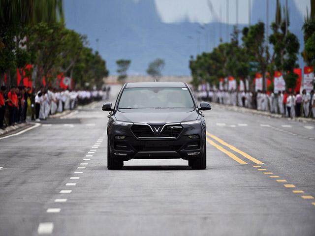 Vinfast có thêm chính sách sách ưu đãi cho khách hàng mua xe Lux trong tháng 12 - 4