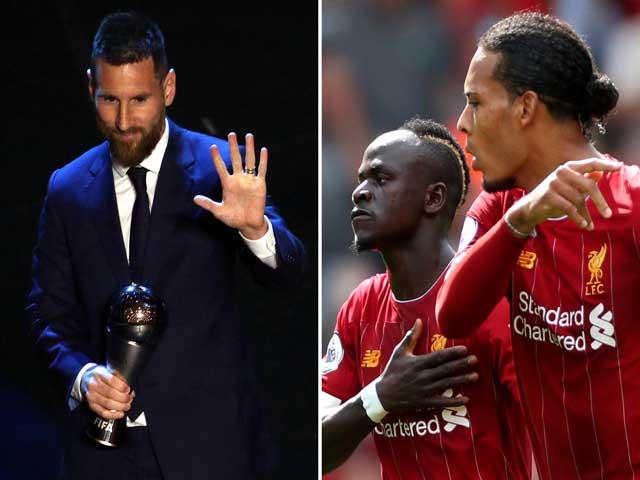 Trao giải Quả bóng vàng: Ronaldo thua vì đến Juventus, Messi thắng Van Dijk? - 4