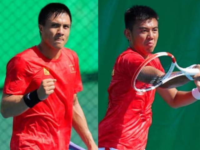 Lịch sử tennis Việt sang trang ở SEA Games: Đẳng cấp Daniel Nguyễn, chiến binh Hoàng Nam - 9