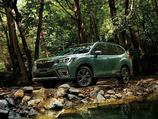 """Subaru bổ xung thêm phiên bản đặc biệt """"X-Edition"""" cho dòng xe Forester"""