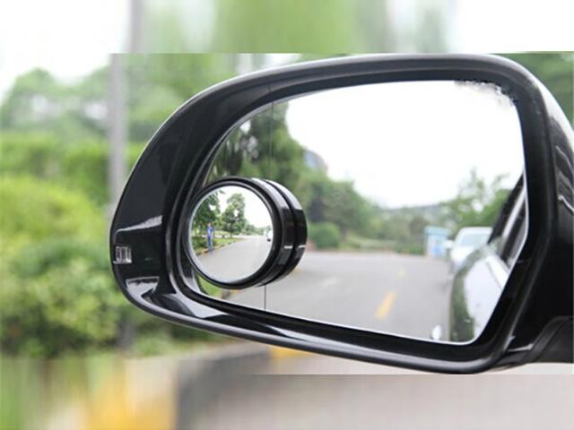 Hiểu rõ về công năng và cách sử dụng gương xóa điểm mù trên ô tô