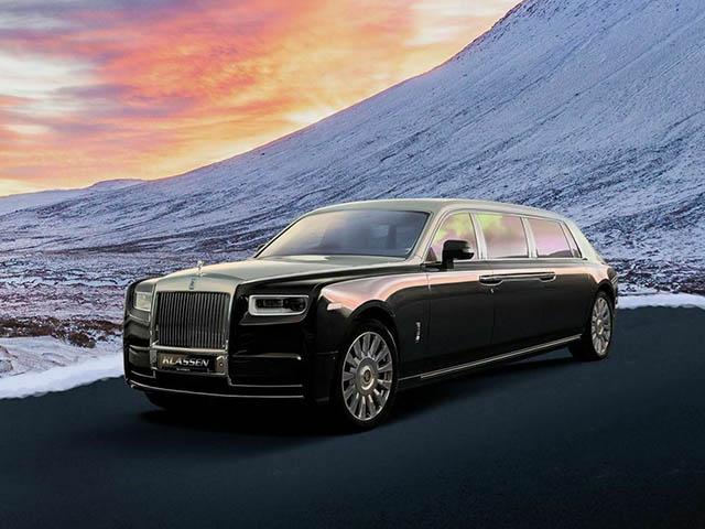 Hãng độ Wald International thay đổi diện mạo Rolls-Royce Phantom - 13