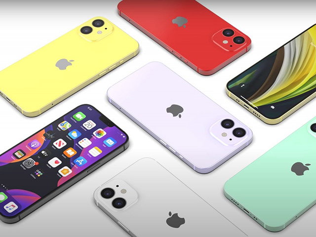 Chốt giá iPhone 12, cao nhất và đắt nhất là bao nhiêu?