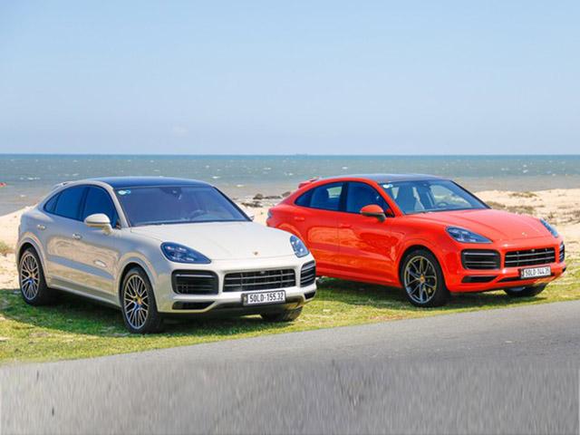 Cận cảnh Porsche Cayenne Coupe - SUV thể thao thuần chất giá hơn 5 tỷ