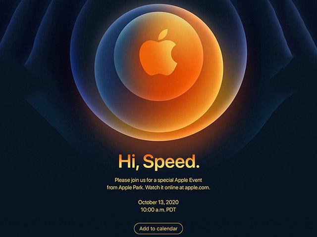 Điều gì sẽ xảy ra tại sự ra mắt iPhone 12 ngày 13/10?