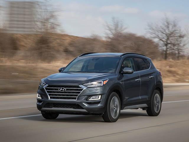 Giá xe Hyundai Tucson lăn bánh tháng 10/2020