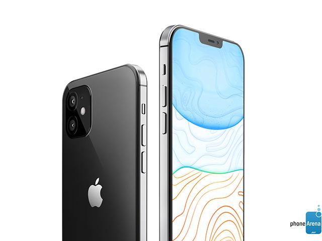 Màn đọ sức giả tưởng của iPhone 12 và iPhone 12 Pro