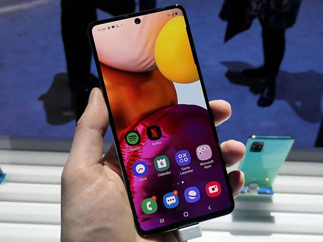 Galaxy A72 tầm trung sắp gây sốt với chip 5nm nhanh hơn Snapdragon 865 Plus