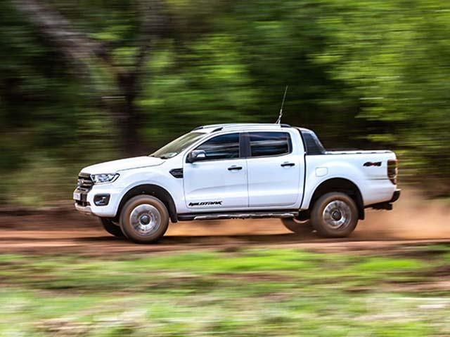 """Doanh số bán ra của Ford Việt Nam tháng 9, Ranger vẫn giữ """"ngôi vương"""""""