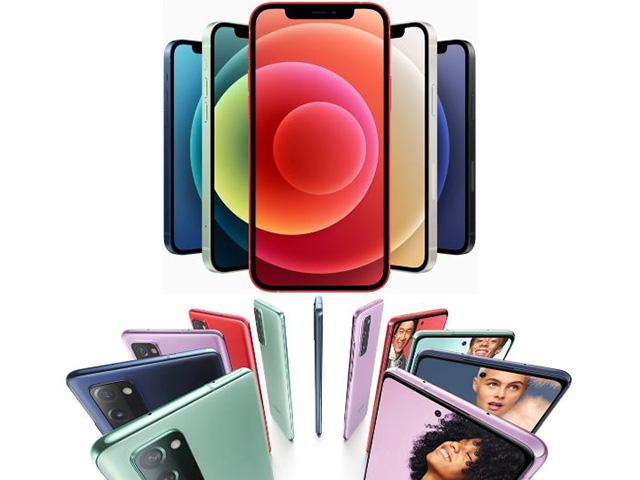 Rẻ hơn 8 triệu đồng, Galaxy S20 FE có bị lép vế trước iPhone 12?