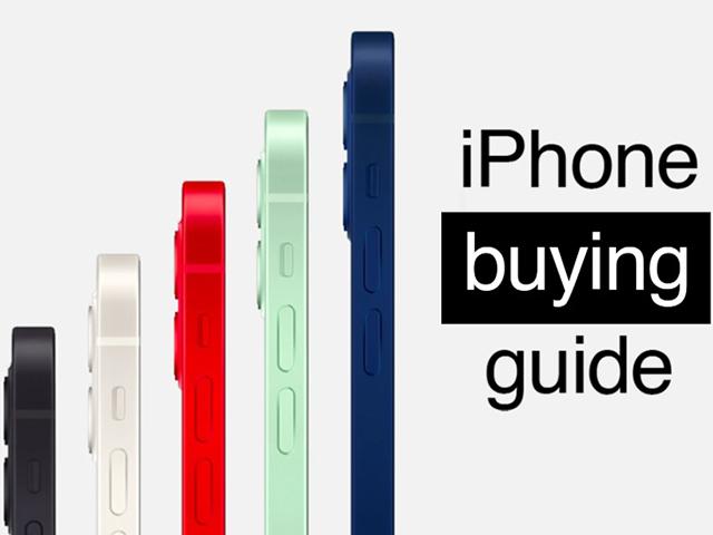 Chiếc iPhone nào đáng sở hữu nhất cuối năm nay?