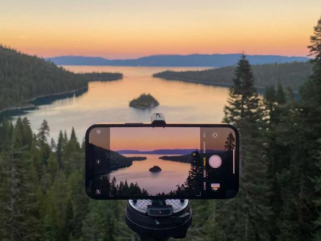 iPhone 12 Pro tiếp tục đốn tim fan du lịch với bộ ảnh mới