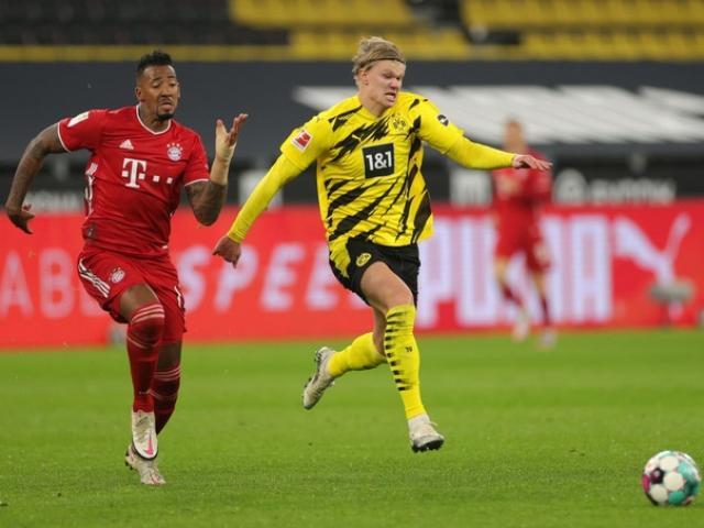 Video highlight trận Dortmund - Bayern Munich: Ngược dòng ấn tượng, 5 bàn hấp dẫn