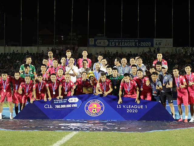 Tại sao Sài Gòn FC không sa thải, 16 cầu thủ rời đội bóng ra đi?