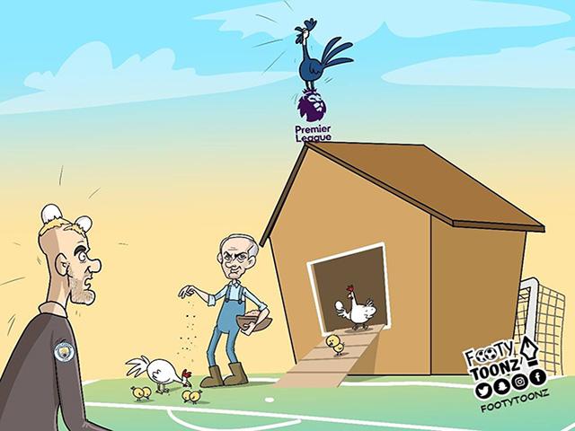 """Mourinho giúp Tottenham """"lên đỉnh"""" ngoại hạng Anh khiến fan MU tiếc nuối"""